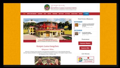 Kunpen Lama Gangchen & NgalSo