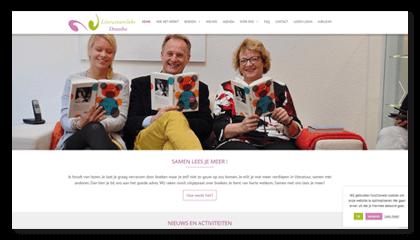 Literatuurclubs Drenthe